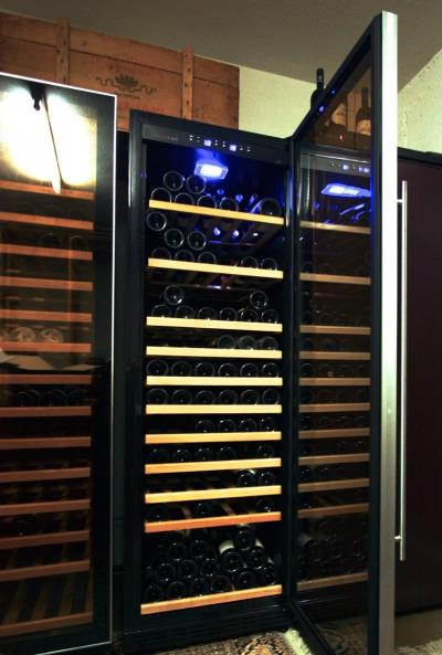 What is the right size of a wine cooler? Optimal use of space